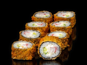 Roll Crab Tempura
