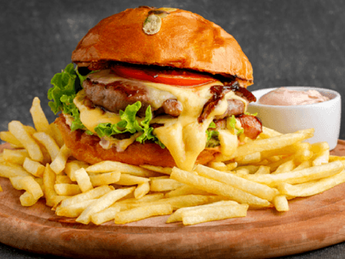 MAXI chicken burger