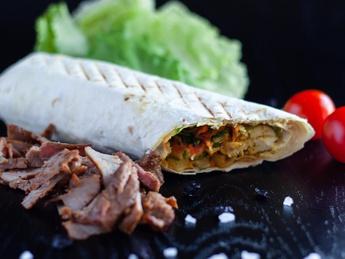 Beef  Kebab Shawerma