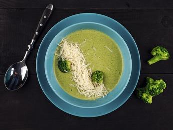 Supă-cremă din broccoli