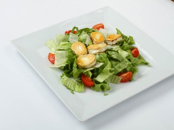 "Salad ""Golden Kozlovna"""