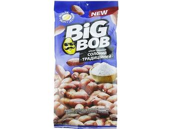 Peanuts unpeeled Big Bob 70 gr.