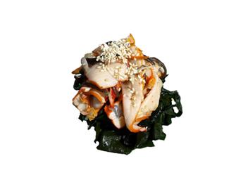 Squid salad [52]