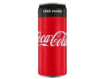 Coca-Cola Without Sugar 0.25l