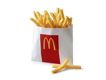 French fries - Small portion