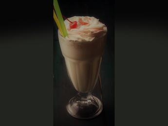 Milkshake shocolate