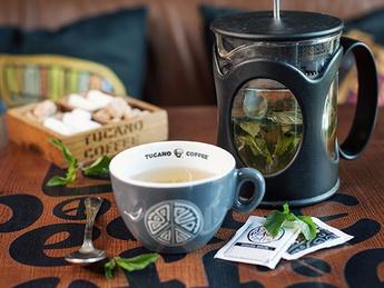 Yogi detox tea