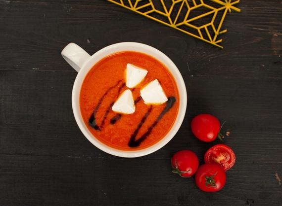 Supă-cremă de tomate