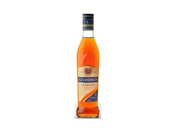 ALEXANDRION 7* Alcoholic drink from 500ml