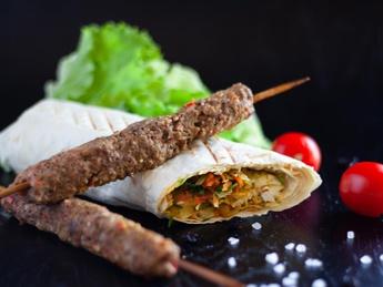 Kebab Mutton