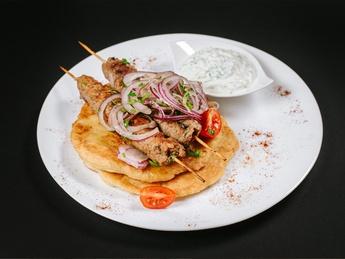 Lula Kebab in  Greek
