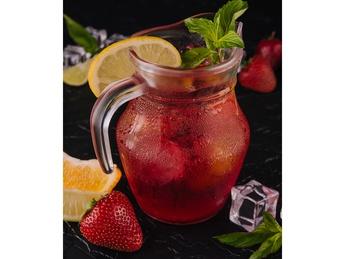 Limonada Strawberry