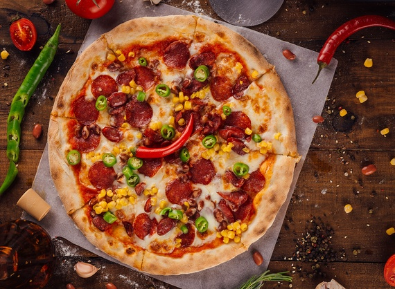 Пицца Mexicana