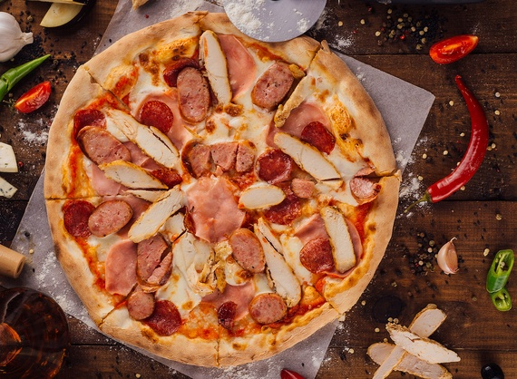 Пицца Carnivora