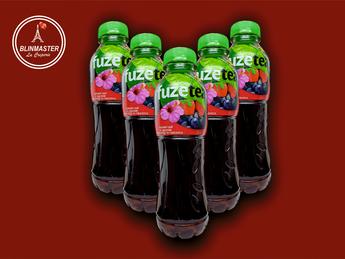 Fuzetea with wild berries