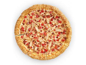 Pizza Cheesy chicken - 25 cm