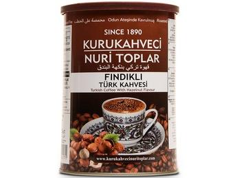 Cafea Nuri Toplar cu Alune de Padure