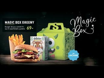 Magic Box Greeny