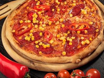 """Pizza """"Diavola"""""""