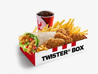 Twister Box Fillet Bites