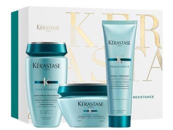 Kerastase care for damaged hair Resistance