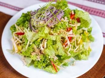 Autumn salad