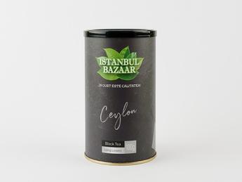 Ceai negru Istanbul Bazaar Ceylon 100g