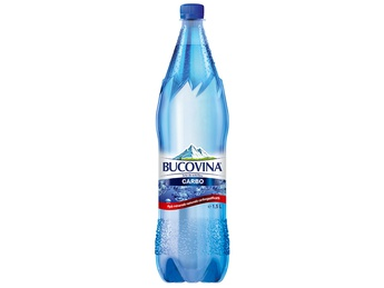 BUCOVINA Sparkling Water 1,5l