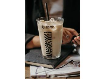 Iced Latte pe baza de Cold Brew