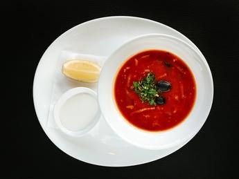 Soleanka soup