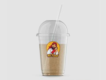 Iced Coffee peanuts