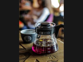 Zen lavender tea