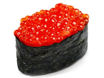 Gunkan red caviar