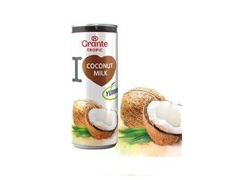 Grante coconut milk