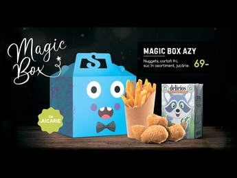 Magic Box Azy
