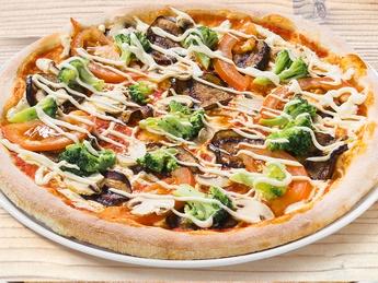 Пицца Брокколи (постное)