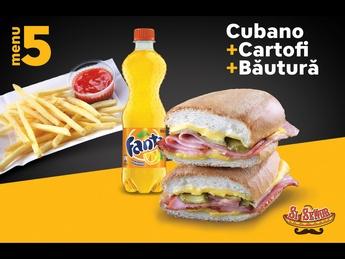 Meniu Cubano