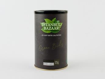 Ceai verde Istanbul Bazaar Green Bud's 125g