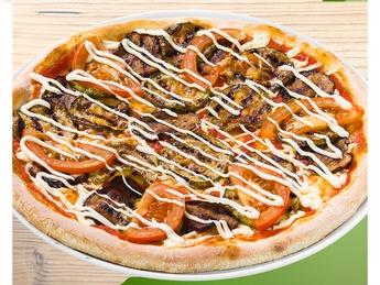 Пицца Грилиана ( постное)
