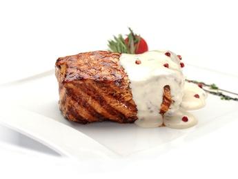 Steak Chateau cu sos Dorblue
