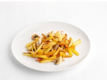 Home-style potatoes