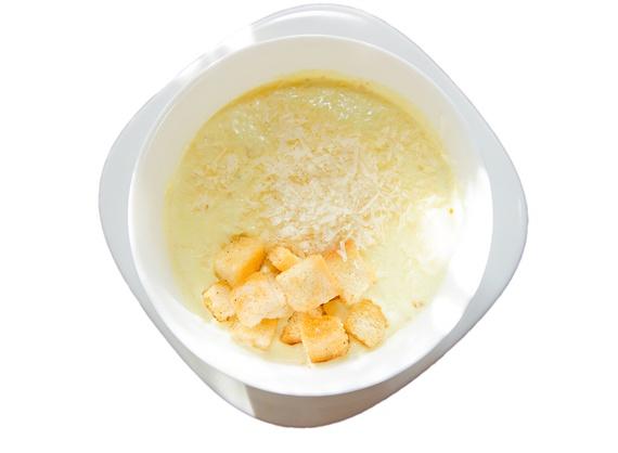 """Cream soup """"Quattro Formaggi"""""""