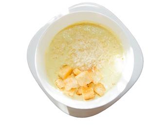 Крем-суп Quattro Formaggi
