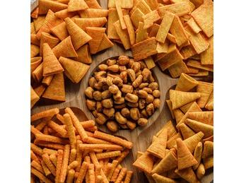 Ассорти из кукурузных чипсов