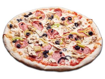 Pizza medium Speciale