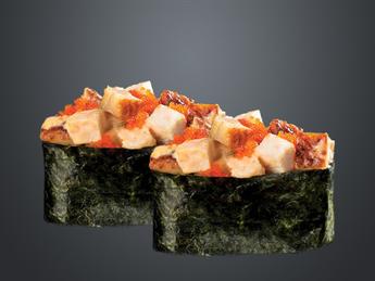 Gunkan Unagi spicy