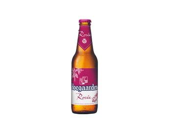 Special beer Hoegaarden Rosee