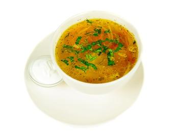 Традиционный молдавский суп