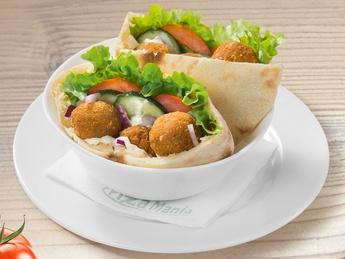 Falafel Pita  (lean)