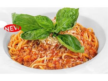 Спагетти Бологнезе
